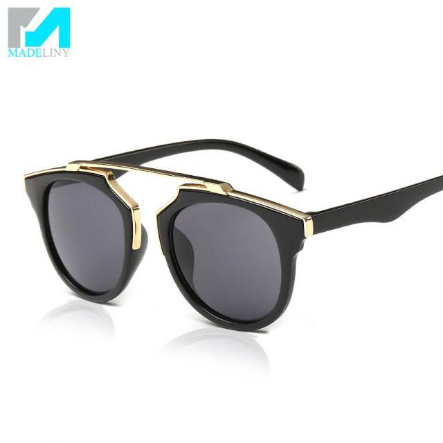 New Fashion Cat Eye Sunglasses Women Brand Designer Vintage Sun Glasses Men Woman UV400 Glasses Oculos De Sol Feminino MA017