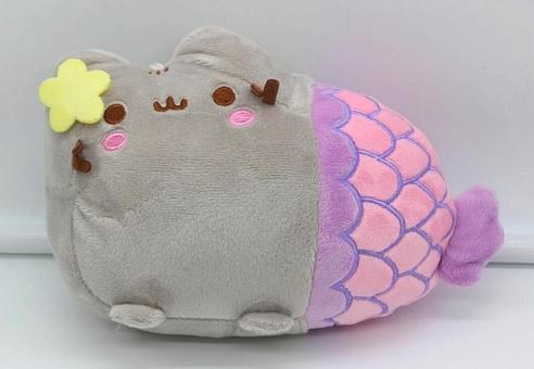 Pusheen Mermaid Toy