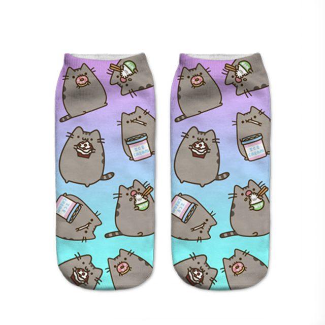 Pusheen Socks (5 Types Available)