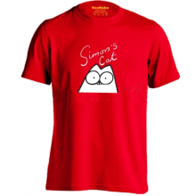 Cool Simon's Cat T-shirt (4 colors)