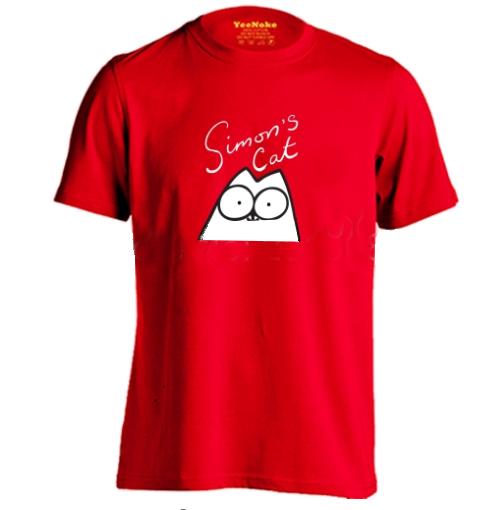 Cool Simon's Cat T-shirt (4 colors)