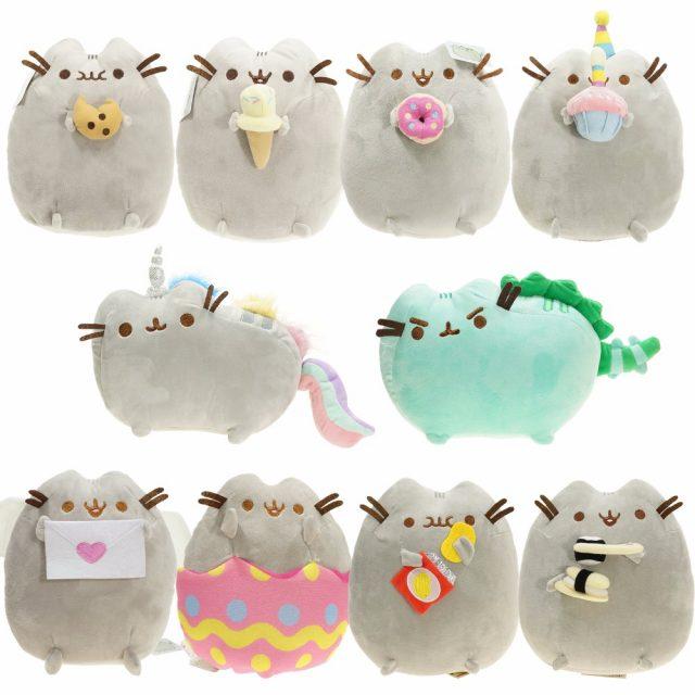 Pusheen Toy (8 types)