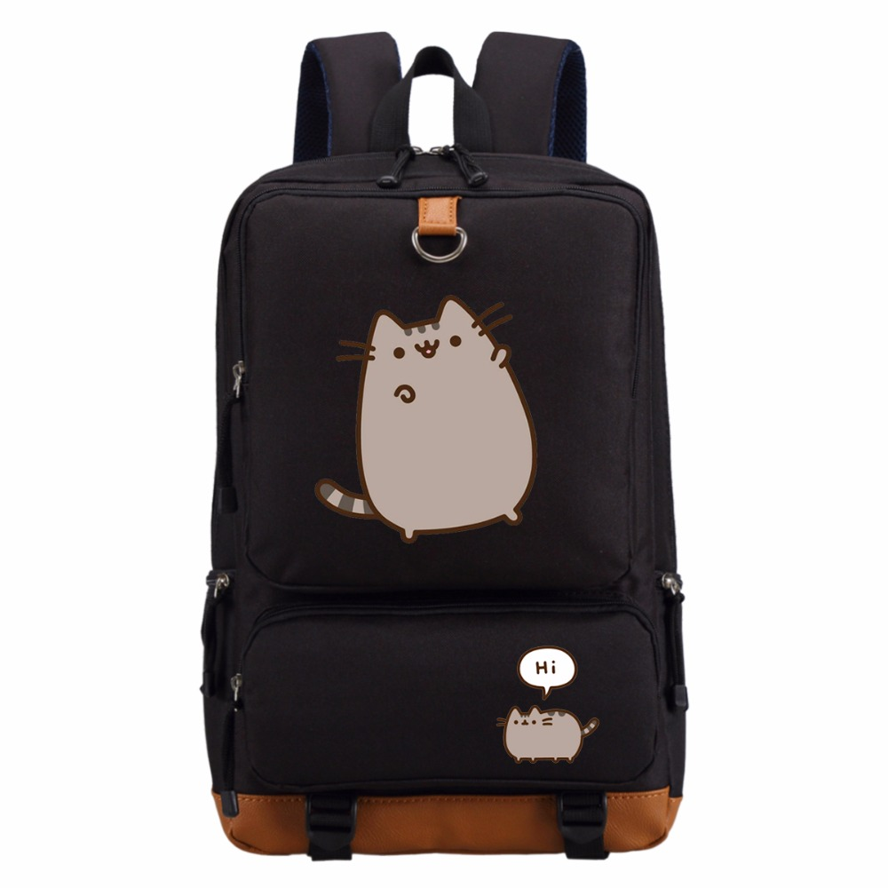 Pusheen Cat Backpack 13 Types