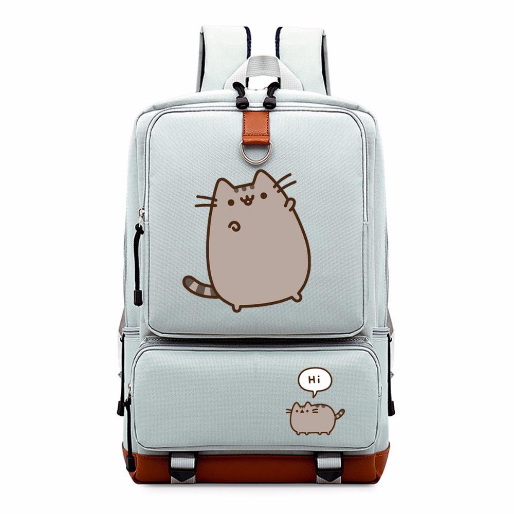 Cute Cat Backpacks