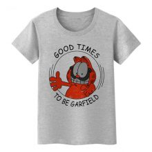 Funny Smiling Garfield T-shirt (3 prints)