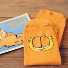 Cute Garfield Socks