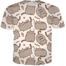 Bunch of Pusheens T-Shirt