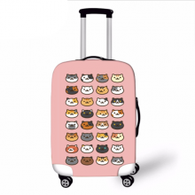 Pusheen Cat Luggage Cover (7 styles)