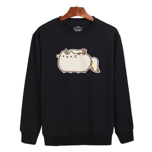 Pusheen Unicorn Sweatshirt (2 types)