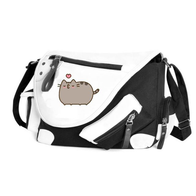 Pusheen Cat Shoulder Bag (8 styles)