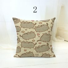 Cute Lovely Pusheen Cat Pillow Case (7 styles)