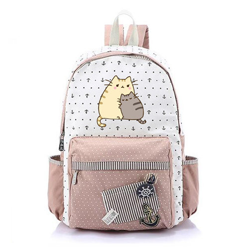 dc64c587c8 Pusheen The Cat Backpack with Small Anchor (18 types) ...