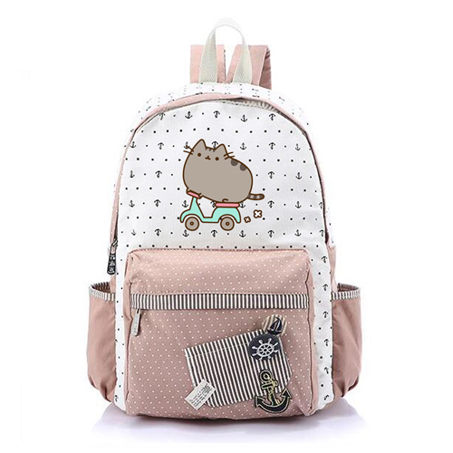 48400d359ff2 Pusheen The Cat Backpack