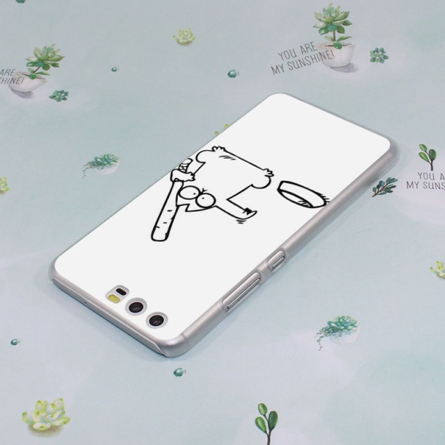 Simon`s Cat Hard Cover for Huawei (15 types)