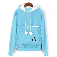 Pet Hoodie With Kangaroo Pouch (7 colors)