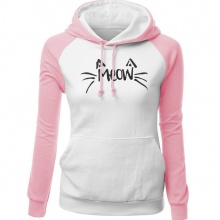 Meow Hoodie (6 colors)
