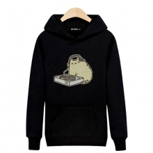 Unisex Hoodie with Pusheen the Cat (10 types)