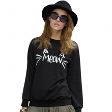 Meow Sweatshirt (2 colors)