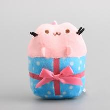 Pusheen the Cat Plush Toys (4 pcs Set)