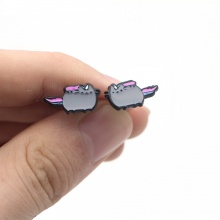 Pusheen Earrings