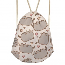 Pusheen Drawstring Bag (10 types)
