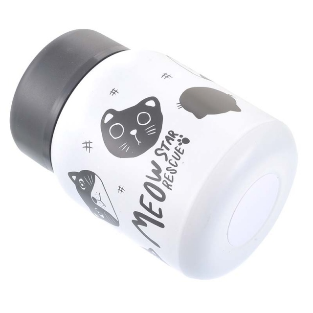 Cats Flask Thermos