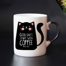 Color Change Cat Mug