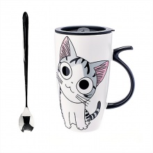 Cute Cat Style Ceramic Mug