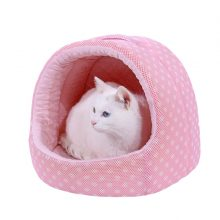 Soft Washable House For Cats (2 Colors)