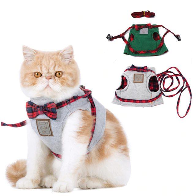 Cat Vest Harness (2 Colors)