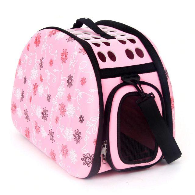 Foldable Cat Carrier (4 Colors)